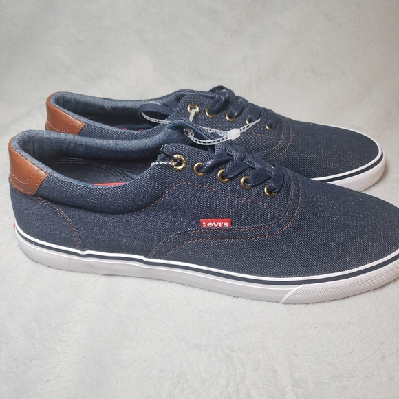 Levi's Men's Denim Buck Casual Shoes Size 12
